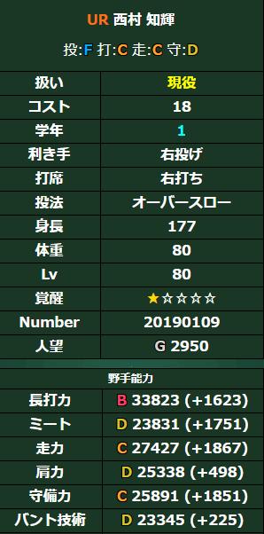 西村データ